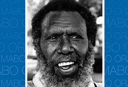 The Mabo Oration