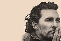 A Night in with Matthew McConaughey
