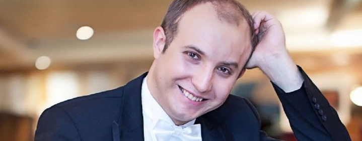 Medici Concerts: Alexander Gavrylyuk - QSO Studio, Southbank - Tickets
