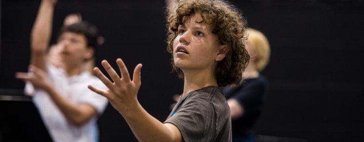 Youth Contemporary Workshop - Opera Queensland Studio - Tickets