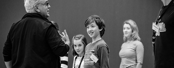 Youth Workshop – Term 3 School Holidays Package  - Opera Queensland Studio - Tickets