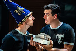 Potted Potter: The Unauthorized Harry Experience – A Parody by Dan and Jeff