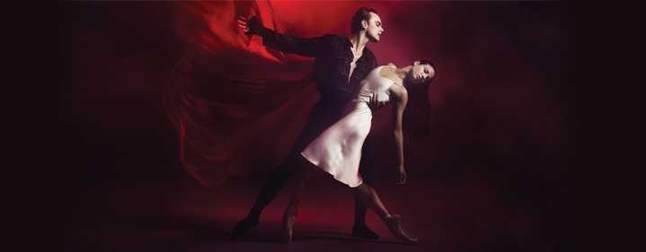 Queensland Ballet's Dracula - Playhouse, QPAC - Tickets