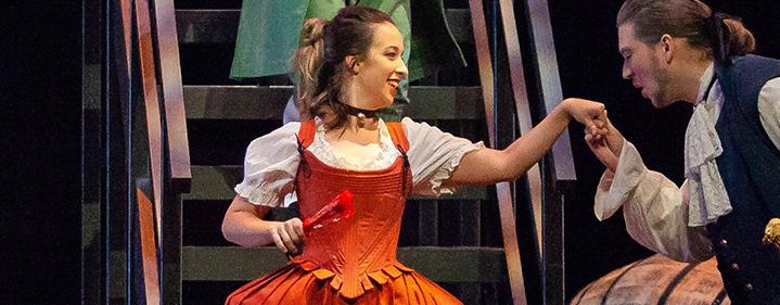 Val Machin Opera Scenes - Dido and Aeneas - Conservatorium Theatre, Queensland Conservatorium Griffith University - Tickets