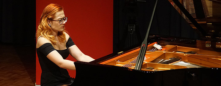 Lev Vlassenko Piano Competition Performance Round 1 - Ian Hanger Recital Hall, Queensland Conservatorium Griffith University - Tickets