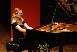 Lev Vlassenko Piano Competition Performance Round 1