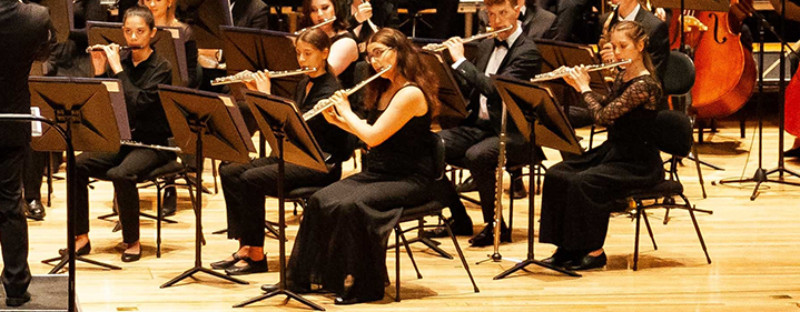 Conservatorium Symphony Orchestra: The Poem of Ecstasy - Conservatorium Theatre, Queensland Conservatorium Griffith University - Tickets