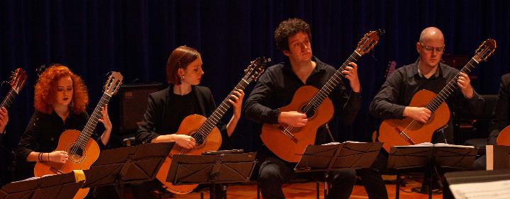 Riverside Guitar Ensemble & Friends - Conservatorium Theatre, Queensland Conservatorium Griffith University - Tickets