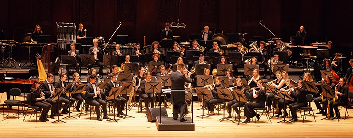CWO: Symphonic Winds - Conservatorium Theatre, Queensland Conservatorium Griffith University - Tickets