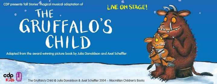 The Gruffalo's Child - QUT Gardens Theatre - Tickets