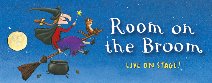 Room on the Broom - QUT Gardens Theatre - Tickets
