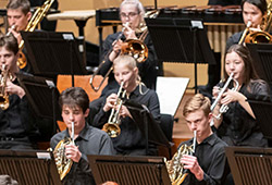 Queensland Youth Orchestras – Finale