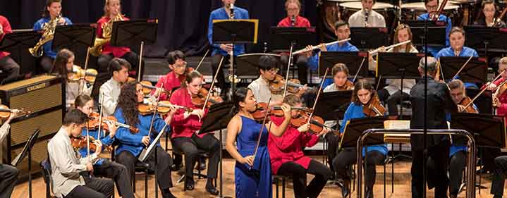 Queensland Youth Symphony –  String Sensations - Old Museum Concert Hall - Tickets