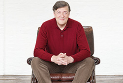 An Evening in with Stephen Fry: Troy