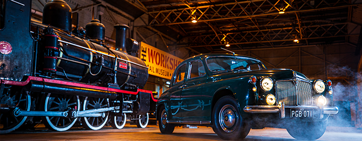The End of an Era - The Workshops Rail Museum, North Ipswich - Tickets