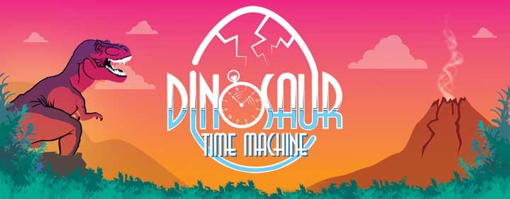 DINOSAUR TIME MACHINE - Chinchilla Cultural Centre - Tickets