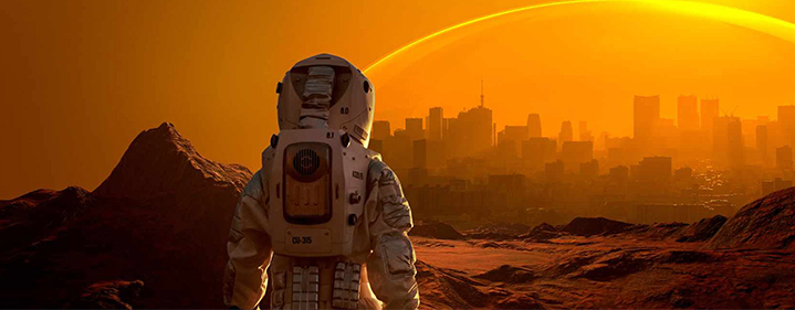 WE WILL BE MARTIANS: Our Future on the Red Planet - Concert Hall, QPAC - Tickets