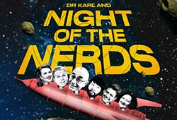 Dr Karl and Night of the Nerds