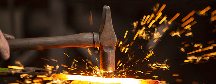 Blacksmithing One Day Workshop - The Workshops Rail Museum, North Ipswich - Tickets