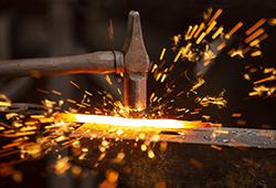 Blacksmithing Taster Workshop