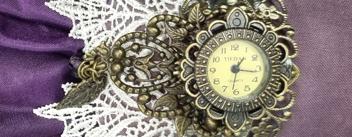 Steampunk Jewellery One Day Workshop - The Workshops Rail Museum, North Ipswich - Tickets