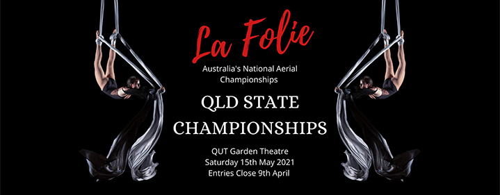 La Folie - QUT Gardens Theatre - Tickets