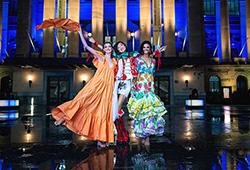 Treasury Brisbane Fashion Show