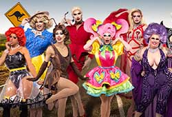 RuPaul's Drag Race Down Under – Live on Stage