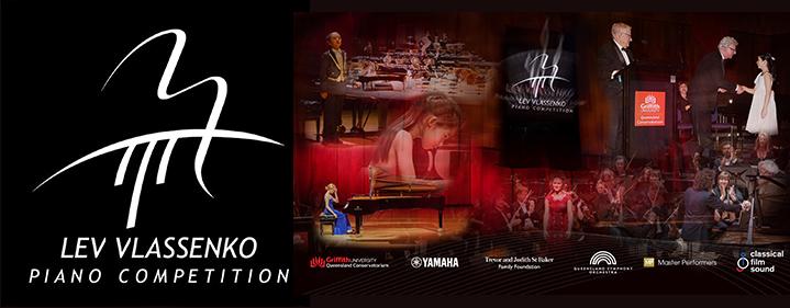 Lev Vlassenko Piano Competition Grand Final - Conservatorium Theatre, Queensland Conservatorium Griffith University - Tickets