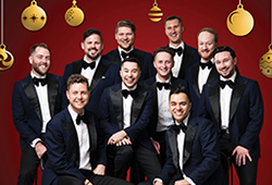The TEN Tenors – Home for Christmas