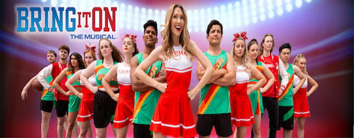 Bring It On The Musical - QUT Gardens Theatre - Tickets