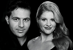 Mark Vincent & Mirusia Together in Concert