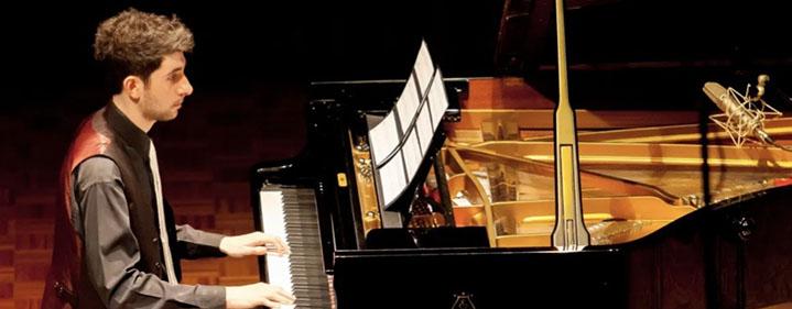 Medici Concerts: Alex Raineri - Conservatorium Theatre, Queensland Conservatorium Griffith University - Tickets