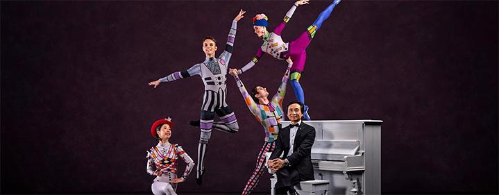 Queensland Ballet's Li's Choice - Playhouse, QPAC - Tickets