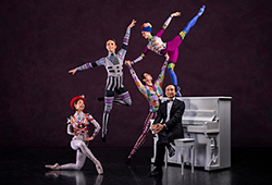 Queensland Ballet's Li's Choice